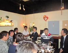 経営者 交流会|活動紹介一覧2012年12月6日写真01